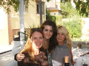 Me, Irish and Fina