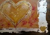 Seductive LoveHug Heart Art