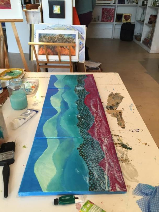 Spanish Art Workshop Retreat