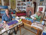 Spanish Art Workshop Retreat