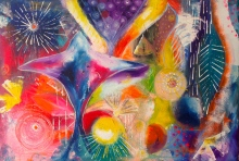 Intuitive Art and Intuitive Process Art