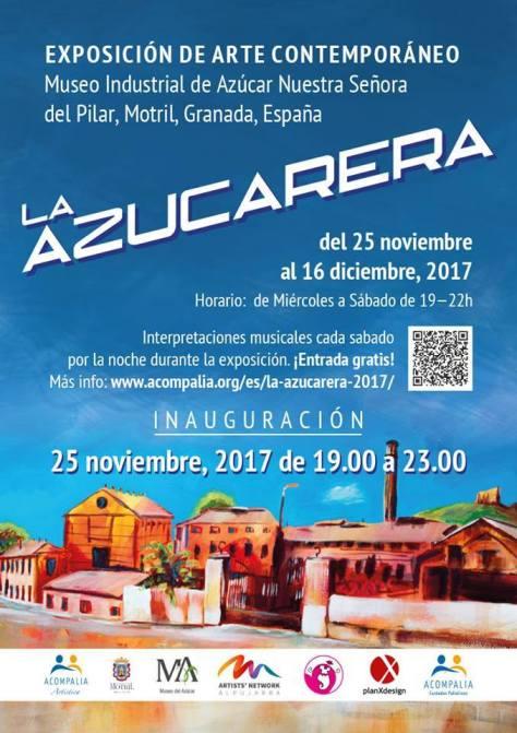 La Azucarera Exhibition for Acompalia