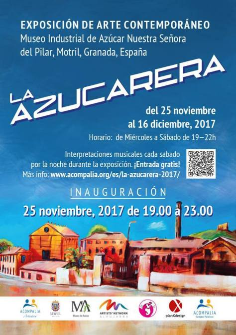 La Azucarera Exhibition for Acompalia