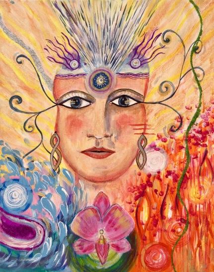 Goddess of the Chakras