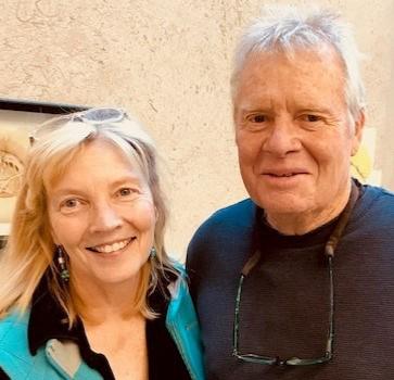Douglas and Adrienne Mehrens